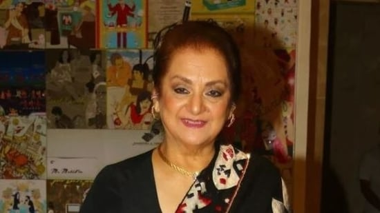 Saira Banu has been diagnosed with a heart problem.