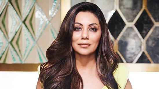 Gauri Khan has designed apartments at the Trump Towers in Mumbai.