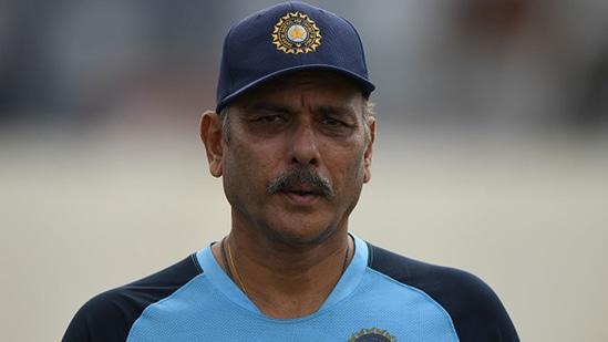 India head coach Ravi Shastri.(Getty)