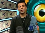 Karan Johar paid tribute to Sidharth Shukla on Bigg Boss OTT.