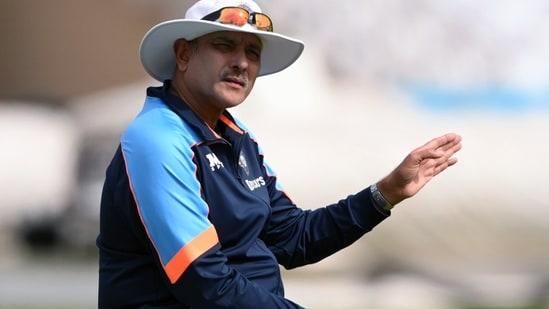India coaches Ravi Shastri, Arun, Sridhar all confirmed Covid positive(ANI)