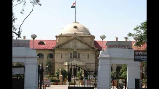 The Allahabad high court in Prayagraj (HT File Photo)