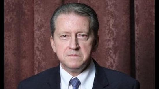 Russian ambassador Nikolay Kudashev