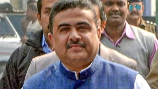 West Bengal Leader of Opposition Suvendu Adhikari was asked to appear before CID on Monday. (PTI)