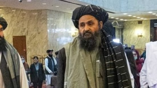 Inter-Services Intelligence (ISI) Director General Lt Gen Hameed dashed to Kabul on an unannounced visit last week, becoming the only high-ranking foreign official to visit Kabul since the Taliban seized the Afghan capital in mid-August.(Reuters)