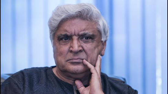 Javed Akhtar. (HT archive)