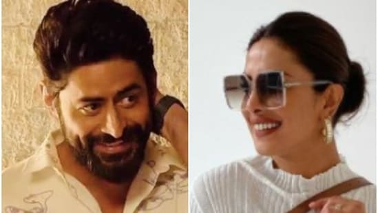 Priyanka Chopra's aunt once thought Mohit Raina would make for an ideal match for her.