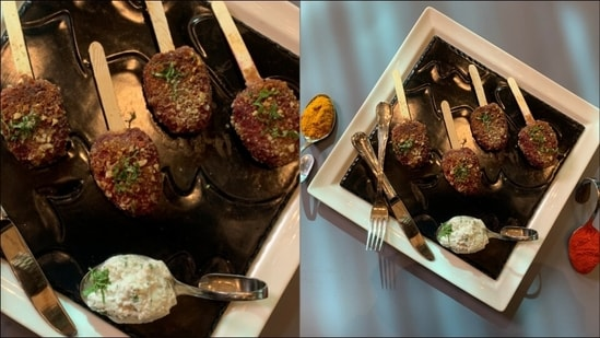 Recipe: The only abs we want right now are keb'abs', chukander moongfali kebabs(ITC Chef Kusha Mathur )