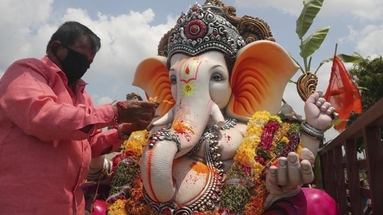 Ganesh Chaturthi 2021: History, significance, date, puja timings, and all you need to know(AP)