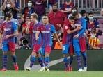 Barca game at Sevilla, Villarreal v Alaves postponed(REUTERS)