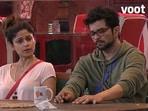 Shamita Shetty and Raqesh Bapat got into an argument on Bigg Boss OTT.