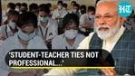 பிரதமர் மோடி 5 புதிய முயற்சிகளை அறிவித்தார், ஏனெனில் கோவிட் கல்வித் துறையை போராட்டமாக்குகிறது