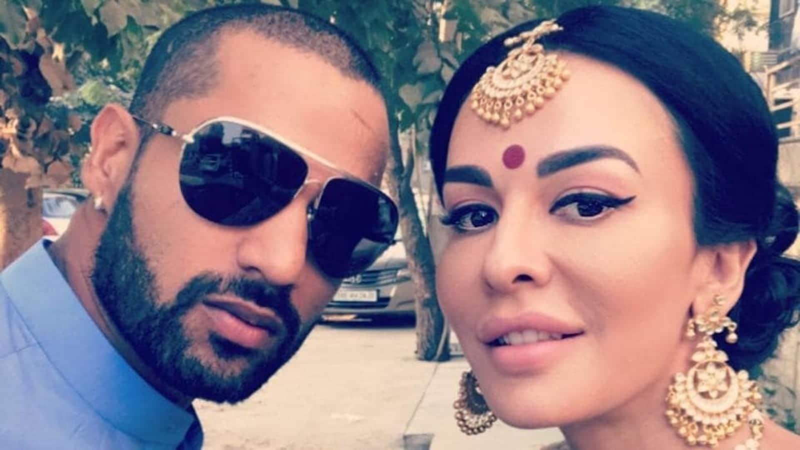 Shikhar Dhawan, Ayesha Mukherjee part ways after 8 years of marriage – Reportr Door - Reportr Door