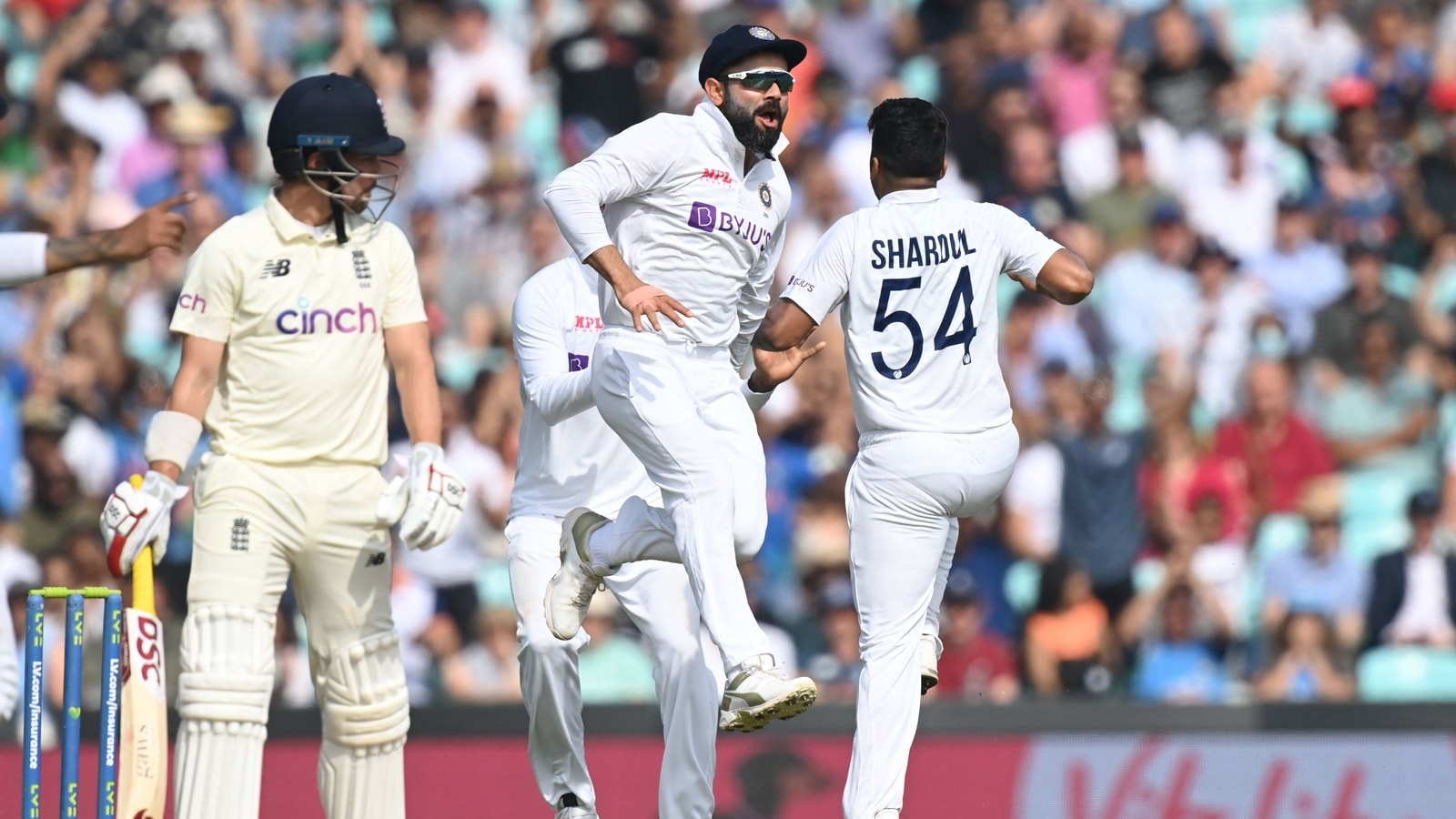 Lording it over The Oval: England v India, Oval Test review