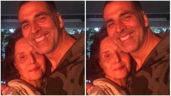 Akshay Kumar's mother Aruna Bhatia has been admitted to hospital.