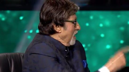 Amitabh Bachchan on Kaun Banega Crorepati 13.