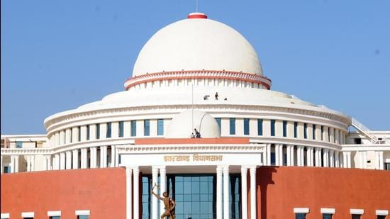 Jharkhand assembly in Ranchi. (HT FIle)