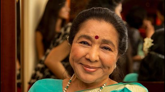 Asha Bhosle will be celebrating her 88th birthday with her family in Lonavala