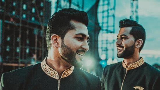 Krish and Akash Chandani, aka THEMXXNLIGHT