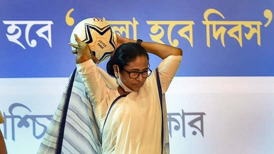 In the 2021 Assembly elections, TMC chief and West Bengal CM Mamata Banerjee, lost to her former aide Suvendu Adhikari, who is now a BJP leader. (PTI Photo)