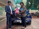 Arjun Kapoor buys a new Mercedes-Maybach SUV.