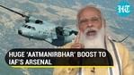 IAF இன் ஆயுதக் களஞ்சியத்திற்கு மிகப்பெரிய 'ஆத்மநிர்பர்' ஊக்கமளிக்கிறது