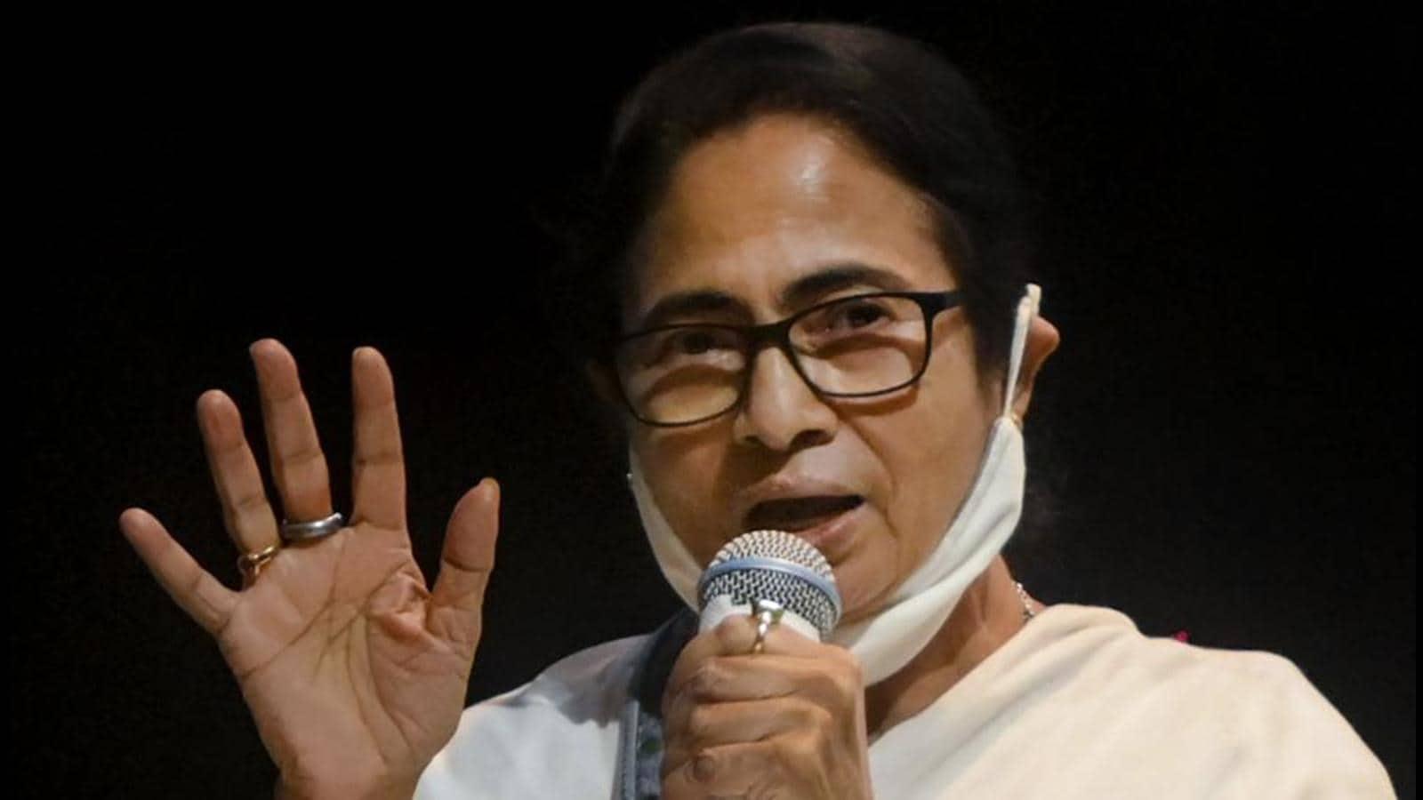BJP using agencies against TMC leaders before bypolls: Bengal CM Mamata Banerjee