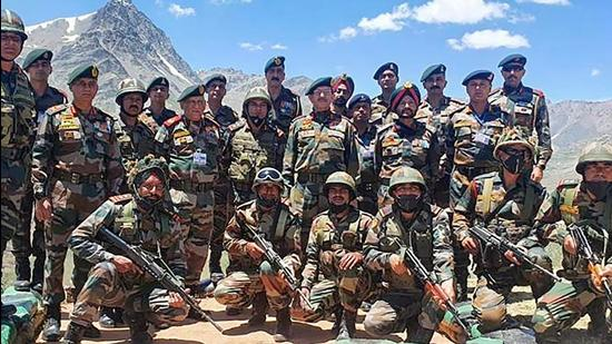 The government had in June formed an eight-member panel under chief of defence staff General Bipin Rawat to fine-tune the theaterisation plans and bring all stakeholders on board, especially the Indian Air Force, for speedy roll-out of the new joint structures. (PTI PHOTO.)