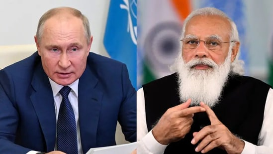 As a follow-up of PM Modi's warm conversation with President Putin over telephone on August 24, Gen Patrushev flew down to India last night.