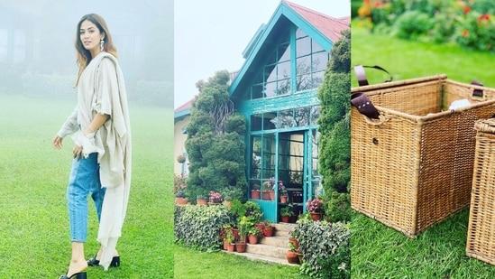 Mira Rajput shares glimpses of her birthday getaway.