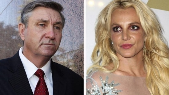 Britney Spears' father officially files to end her conservatorship after 13 years(AP)