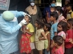 NTAGI is likely to meet in early September to discuss the modalities of vaccination for those over the age of 12.(ANI Photo)
