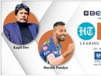 Kapil Dev and Hardik Pandya's interaction inaugurated the first session of HT NxT