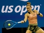 Maria Sakkari(USA TODAY Sports)