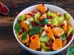 A healthy diet consisting of homemade meals, which includes plenty of vegetables, fruits and salads is helpful(Shutterstock)