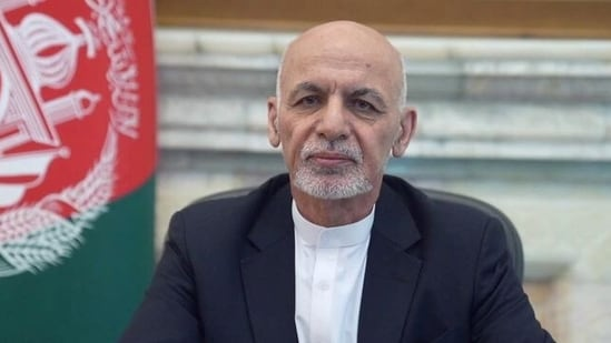 """Describing accusations that he fled with a large sum of money as """"categorically false"""", Ghani said corruption was a """"plague"""" that crippled Afghanistan for decades.(Via Reuters)"""