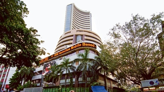 Bharti Airtel was the top gainer in the Sensex pack, jumping around 3 per cent, followed by Nestle India, Tata Steel, Bajaj Finserv, HCL Tech and ITC.(File Photo)