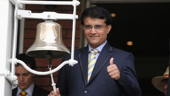 Sourav Ganguly's biopic to be produced by Luv films(Getty Images)