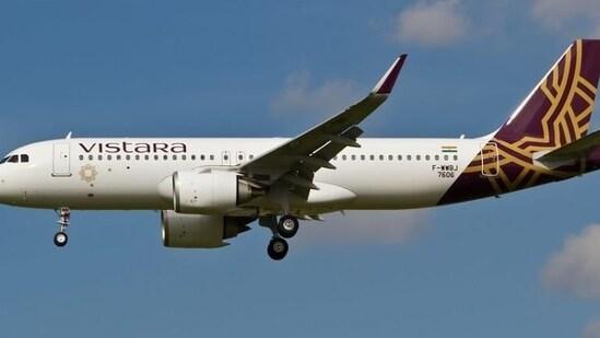 Vistara currently has a fleet of 48 aircraft.(Twitter/travelobiz)