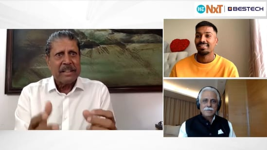 Kapil Dev has a useful advice for Indian cricketers to prevent injuries.(HT)
