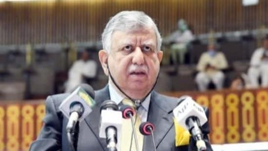 Pakistan finance minister Shaukat Tarin said Pakistan can help Afghanistan to fill vacancies.