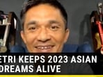 'If team and coach want me, would love to play': Sunil Chhetri on 2023 Asian Cup