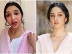 Aishwarya (L) bears an uncanny resemblance to Kiara Advani.