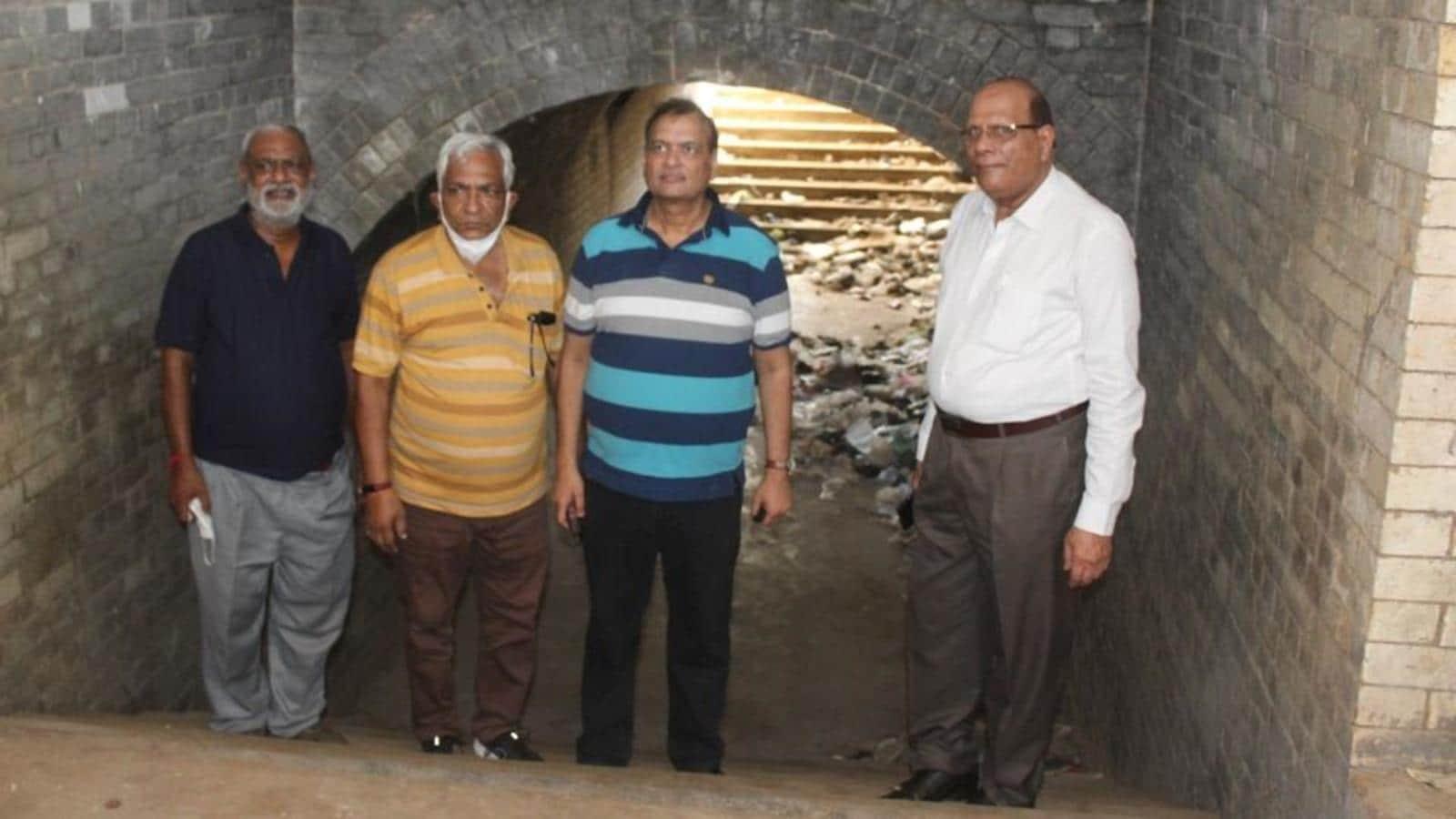 Demand to convert British-era Agra city railway station into heritage structure