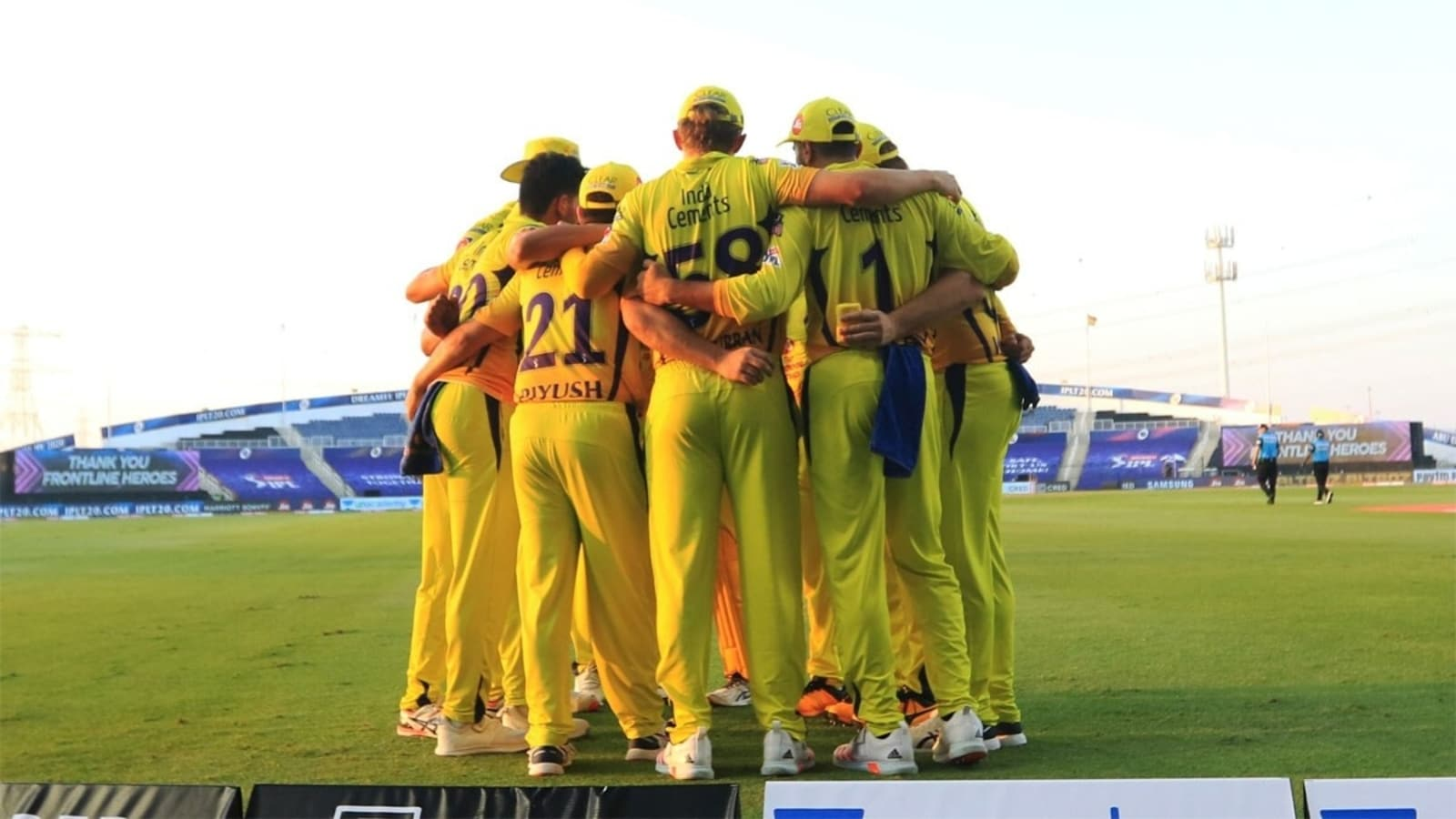 Photo of IPL 2021: CSK hoping to secure commercial flights for 5 players to travel from Manchester to UAE | hindustantimes.com