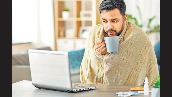 The immunity booster tea, developed by NIPER Mohali, is soothing on the throat and can help the body fight seasonal flu problems as well. (Shutterstock)