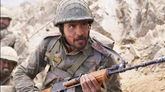 Shershaah is based on the life of Indian army captain Vikram Batra