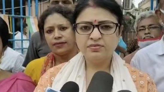 BJP leader Priyanka Tibrewal