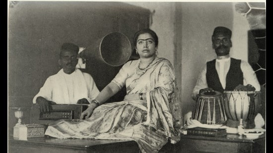 In the Archive of Indian Music is the first-ever recording made of an Indian singer, Gauhar Jaan, in 1902.