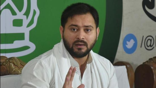 RJD leader Tejashwi Yadav (FILE)